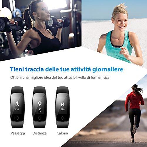 Zoom IMG-4 winisok fitness tracker cardio ip67