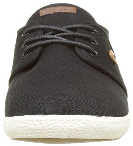 Faguo F1630, Baskets Basses Mixte Adulte Noir (Black)