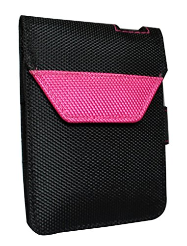 Saco Plug and play External Hard Disk Pouch Cover Bag for Samsung M3 Portable 2 TB External Hard Drive - Pink  available at amazon for Rs.180