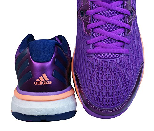 Adidas Energy Boost Volley, Scarpe sportive, Donna Arancione