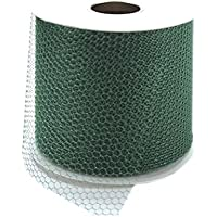 Falk 201 17-12474 Net Mesh Spool, 3-Inch by 40-Yard, Emerald