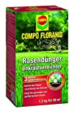 Compo Rasenpflege Floranid dünger plus Unkrautvernichter 1