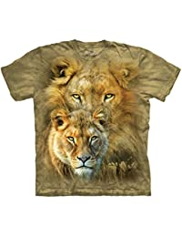 Tee shirt enfant Lion - African Royalty