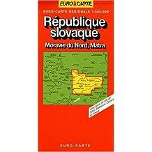 Carte routière : Slovaque (République)