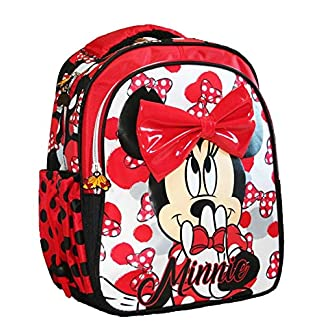 FACTORYCR- Mochila Junior New Minnie 31x24x12 cms Disney Infantil,, 24x31x12 (34054054)