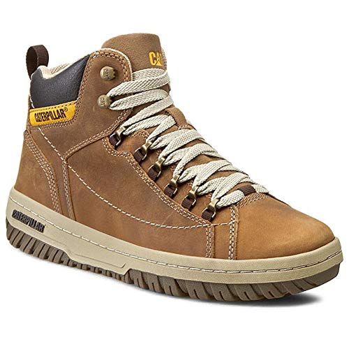 Caterpillar, Uomo, Apa Hi, Pelle, Boots, Marrone, 44 EU