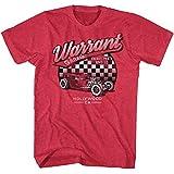 Photo de Warrant T-Shirt de Garage pour Hommes par Warrant