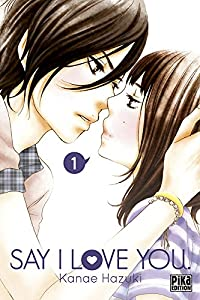 Say I Love You Edition simple Tome 1