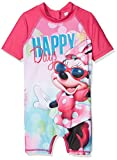Disney Mädchen Funktionsunterwäsche Minnie Mouse, Pink (Fushia 18-2436TC), 6 Jahre