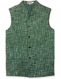 Fabindia Men's Cotton Jacket