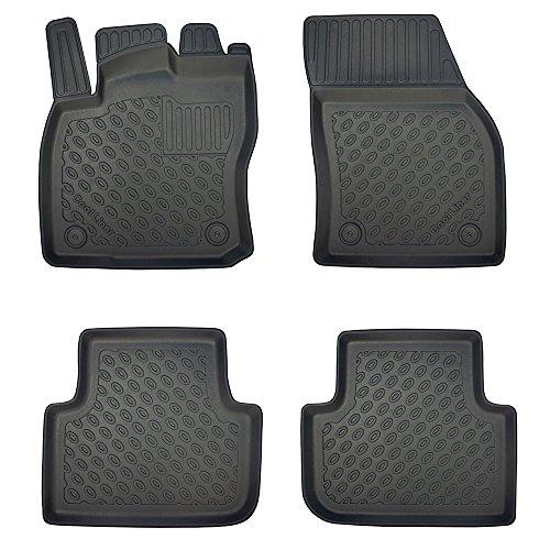 Preisvergleich Produktbild OPPL 21131 Fußraumschalen Fußmatten Schalenmatten Set