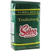 Yerba mate Selva tradicional 1Kg