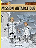 Lefranc, Tome 26 - Mission Antarctique