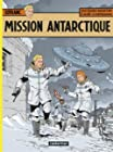 Lefranc, Tome 26 - Mission Antarctique