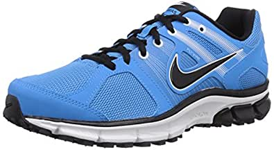 Nike Men's's Acamas Running Shoes Blau (Vivid Blue/Black