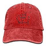 Bixungan Not Today Satan Fitted Adjustable Baseball Cap Mom Dad Hat