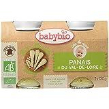 Babybio Pots Panais du Val de Loire 260 g -