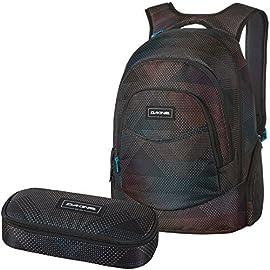 91f87c76a4469 DAKINE 2er SET Laptop Rucksack Schulrucksack 25l PROM + SCHOOL CASE  Mäppchen Stella