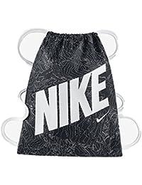 Nike Ya Graphic Bolsa, Niños, Negro (Black / White / White), Talla Única