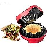 Taco tortillas Coppe Maker wafer da dessert Coppa di gelato ciotola Melissa 16250045