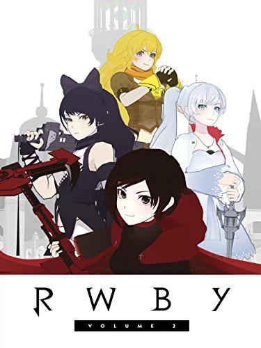 RWBY -  Volume 2