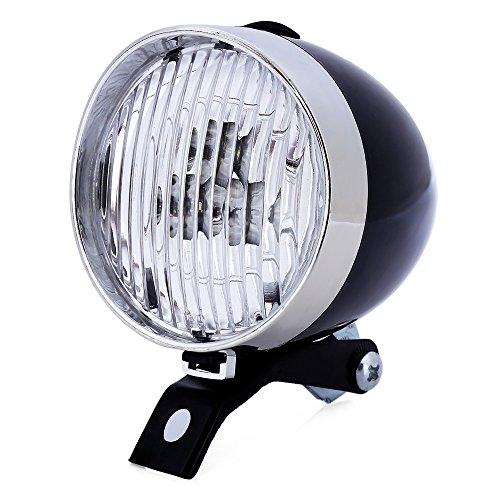 Isuper Retro-Frontscheinwerfer mit 3 LEDs