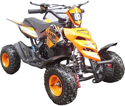 bandit-kids-mini-quad-bike-49cc-50cc-petrol-quad-ride-on-atv-off-road-automaticorange