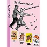 Coffret 4 DVD Comédies Musicales : Swing romance (Second Chorus) - L'Or du ciel (Pot o' Gold) - La pluie qui chante (Till the Clouds Roll By) - Mariage Royal