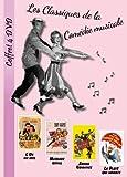 Classique de la comédie musicale : L'or du ciel + Mariage royal + Swing Romance + La...