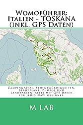 Womofuehrer: Italien - TOSKANA (inkl. GPS Daten)