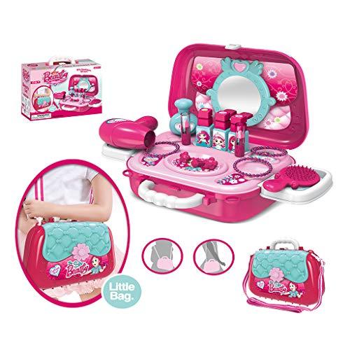 Mitlfuny Auto-Modell Plüsch Bildung Squishy Spielzeug aufblasbares Spielzeug im Freien Spielzeug,Be Star Beauty Make-Up Umhängetasche Kinder Mini Spielset Puppenhaus Kinder Spielzeug