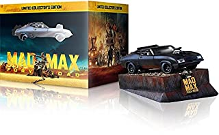 Mad Max : Fury Road - Edition limitée 3D - Coffret Voiture [Blu-ray] [Coffret Blu-ray 3D + Blu-ray 2D + DVD + Copie digitale + Voiture collector] (B00YQJRYGY) | Amazon price tracker / tracking, Amazon price history charts, Amazon price watches, Amazon price drop alerts