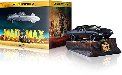 Mad Max : Fury Road - Edition limitée 3D - Coffret Voiture [Blu-ray] [Edizione: Francia]