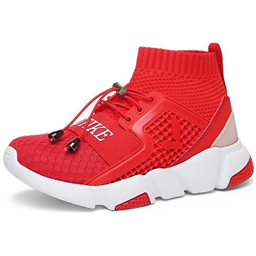 huhe Jungen Sport Schuhe Mädchen Kinderschuhe Sneaker Outdoor Laufschuhe für Unisex-Kinder ()