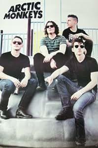 "Arctic Monkeys Wall Decoration Poster Affiche Size 23.5""x35"" (#3)"