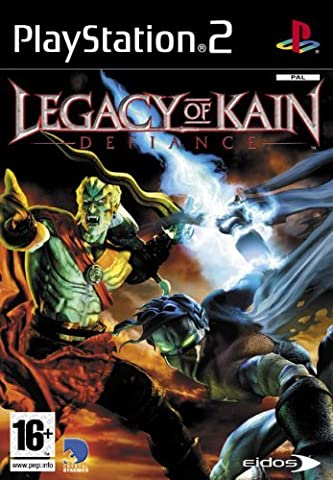 Legacy Of Kain Defiance - Legacy of Kain: Defiance (PS2) by