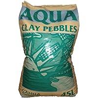 CANNA Aqua - Bolsa de guijarros de arcilla, 45L