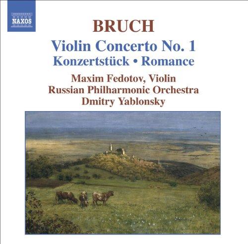 Bruch: Violin Concerto No. 1 /...