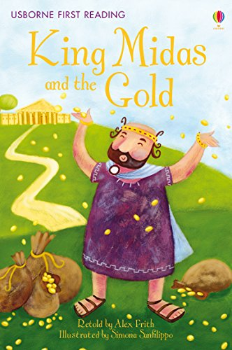 King Midas and the gold