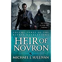 Heir Of Novron: The Riyria Revelations