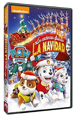 Paw Patrol 12: Los Cachorros Salvan La Navidad [dvd] por PARAMOUNT