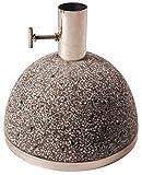 Esschert PV11 design, Schirmfuß granito, 11,5 kg S, 25 x 24 x 25 cm, grau