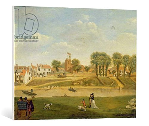 canvas-print-english-school-the-old-parish-church-and-village-hampton-on-thames-middlesex-high-quali