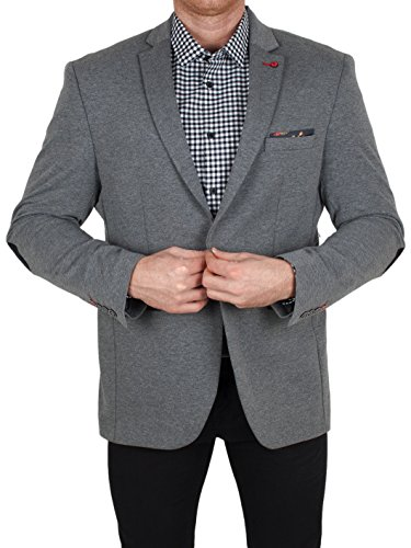 blazer by ceketch - Blazer - Blouson - Homme gris foncé