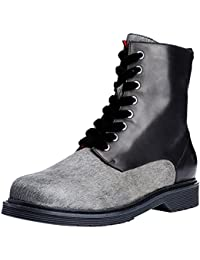 Liebeskind Berlin Damen Ls0127 Pony Combat Boots
