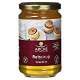 Arche Naturküche Bio Reissirup im Glas, 400 g