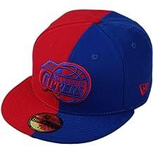 New Era NBA LOS ANGELES CLIPPERS Two Tone 59FIFTY Cap 30f9f93f9c6