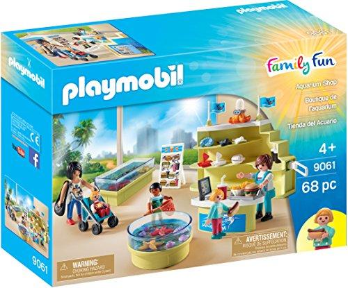 Playmobil- Tienda del Acuario 9061