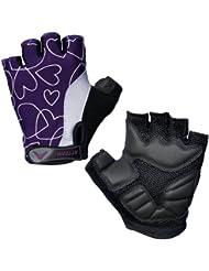 Attono gants pour femme de ® gel gants de vélo pour fille