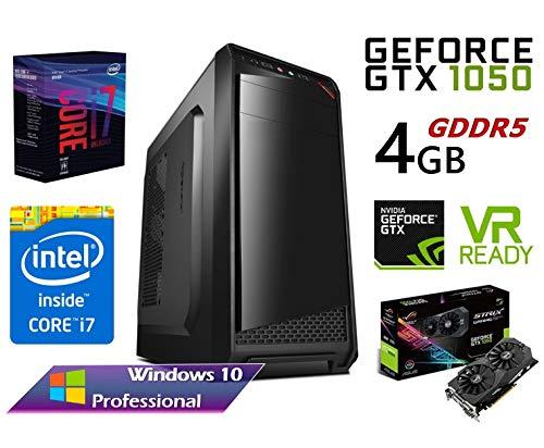 PC Ordenador SOBREMESA Intel Core i7 up 3,06Ghz x 4 Quad Core...